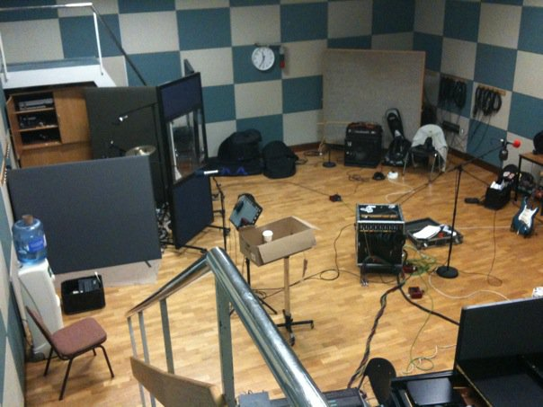 Live Recording for RTE1 Ireland