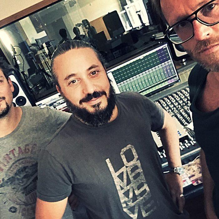 Recording with TTATW